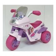 Peg Perego IGED923 Moto elettrica Moto Flower Princess 1MO.6V.