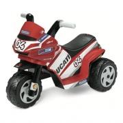 Peg Perego IGMD0007 Moto elettrica Moto Ducati Mini EVO 1MO.6V.