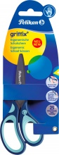 Pelikan 803502 Forbici Griffix Blu Dx