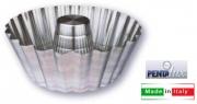 Pentalux PX03201 Forma Margherita Alluminio 1 Mis. cm 16