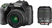 Pentax Fotocamera Reflex 20 Megapixel Kit K-S2 + 1850 + 50200