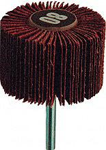 Pg Tools 358.40 Ruota lamellare Abrasiva Dimensione 40x20 mm grana 80