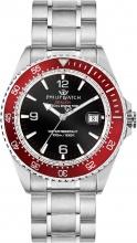 Philip Watch R8253209002 Orologio Uomo Analogico Quarzo Cassa Acciaio Silver