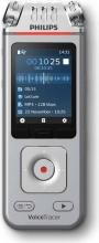 Philips DVT_4110 Dittafono Registratore Vocale colore Silver