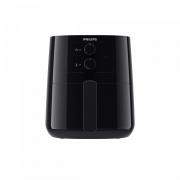 Philips HD920090 Friggitrice ad aria calda 4.1 Lt 1400W Nero  Essential Airfryer