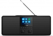 Philips TAR880510 Radiosveglia digitale Radio DAB+ Bluetooth Display 6W Nero