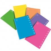 Pigna 02267920Q Fluo quaderno per scrivere Multicolore A4 40 fogli