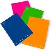 Pigna 0227058RI Confezione 10 Quaderni Monocromo Qi 100G Ri