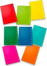Pigna 02298884F Confezione 10 Quaderno Maxi Monocrom 100Gr 4F