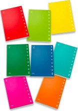 Pigna 02298885M Confezione 10 Quaderno Maxi Monocrom 100Gr 5M