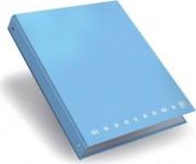 Pigna 1314925 Confezione 5 Quaderno Monocromo A54Anel
