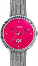 Pinko PK-2950L-07M Orologio Donna Acciaio Analogico Quarzo color Argento Rosa