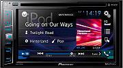 Pioneer Autoradio 2 din Sintolettore MP3 CD DVD 50W Bluetooth AVHX2800BT