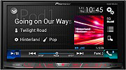 Pioneer Autoradio 2 din Bluetooth Android Sintolettore CD MP3 USB AUX AVHX8800BT