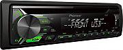 Pioneer Autoradio USB Mp3 Sintolettore CD 1 Din Radio FM 200W Aux DEH-1900UBG