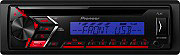 Pioneer Autoradio 1 Din Android Sintolettore Mp3 CD USB FM RDS 50W DEH-S100UBB