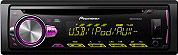 Pioneer DEH-S2000UI Autoradio 1 Din Android CD Mp3 Radio FM 200W USB AUX