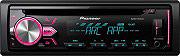 Pioneer Autoradio Sintolettore Lettore CD Mp3 USB Radio FM Aux DEH-X2900UI
