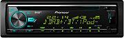 Pioneer DEH-X7800DAB Autoradio Bluetooth 1 DIN Lettore CD  Mp3 Radio DAB+ 200 W