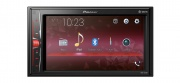 """Pioneer MVH-A210BT Autoradio 2 DIN Bluetooth Android USB 6.2"""" Touch AUX IN"""