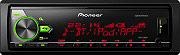 Pioneer Autoradio Mp3 USB Bluetooth Aux RCA Radio FM Spotify MVH-X580BT