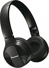 Pioneer SE-MJ553BT-K Cuffie Bluetooth Wireless Microfono Archetto Pieghevoli Mp3