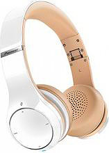 Pioneer SE-MJ771BT-W Cuffie wireless bluetooth senza fili archetto Microfono