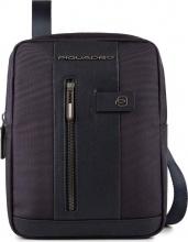 Piquadro CA1816BRBLU Borsa da Uomo iPad Air  Pro 9.7 Pelle, Tessile