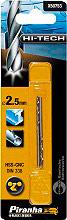 Piranha X50753 Punte Trapano per Metallo set 2 Pz 2.5 mm lunghezza 57 mm  Crown