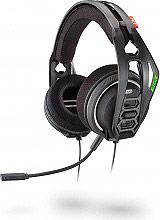 Plantronics Cuffie Gaming per Xbox One Jack 3.5 mm Nero 206807-05 RIG 400HX