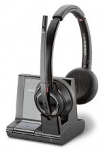 Plantronics 207325-12 Cuffie Bluetooth DECT con Microfono Nero  Savi W8220A, UC