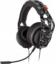 Plantronics Cuffie Gaming con Cavo e Microfono Jack 3.5 mm 210570-05 RIG 400HX