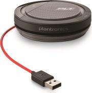 Plantronics 210900-01 Vivavoce per Telefono cellulare USB A Rosso  Calisto 3200