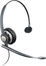 Plantronics 78712-102 Cuffie con Microfono per Ufficio  Call Center Nero  HW710