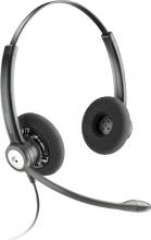 Plantronics 79181-13 Cuffie con Microfono per Ufficio  Call Center Nero  HW121N