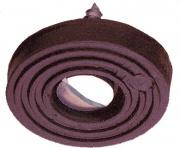 Plastimetal BLGHU1884 Sottosedie con Viti mm 25 Nero Confezioni 25