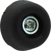 Plastimetal BLGHU1903 Sottosedie Cono C Viti mm 30 Nero cf 20