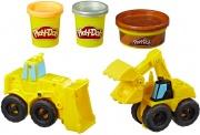 Play Doh E4294EU4 Pd Wheels Escavatore