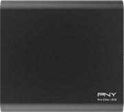 Pny PSD0CS2060-500-RB SSD Esterno USB 500 GB colore Nero  Pro Elite