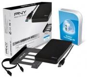 Pny P-91008663-E-KIT SSD Kit Universal Upgrade  2.5 Box