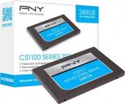 "Pny SSD7CS1111-240-RB SSD 240Gb 2.5"" Interno Solid State Disk Sata III  PNYCS1111"