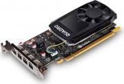 Pny VCQP1000-PB NVIDIA Quadro P1000 4 GB Scheda Video GDDR5