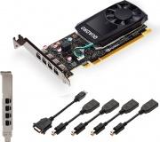 Pny VCQP620V2-PB Quadro P620 V2 2 GB GDDR5 128 bit PCI Express x16 3.0