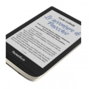 "Pocketbook PB633-N-VVO Ebook Reader 6"" Linux Moon Silver  Pocketbook Colour"