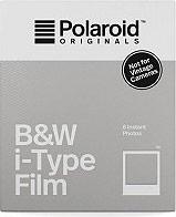 Polaroid 004669 Pellicola istantanea Bianco e Nero 79 x 79 mm 8 pz  i-Type Film