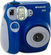 Polaroid Macchina fotografica istantanea Flash integrato a batterie PIC300L