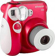 Polaroid Fotocamera istantanea Dimensione image 45,7x60,9 cm Flash PIC300RED