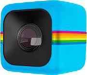 Polaroid Videocamera digitale Action Cam Grandangolo Impermeabile Cube POLC3BL