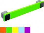 Poliplast MG26975GD Maniglia Plastica Arancio 128 26975