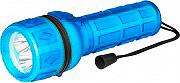 Polypool PP3151 Torcia LED 18 lm a Batterie con laccetto da Polso Blu